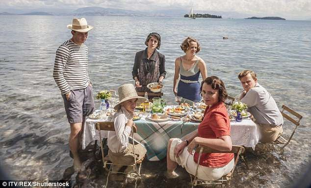 The TV Durrells